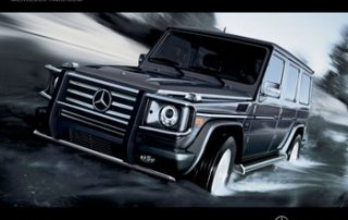 The AMG plant develops 500 hp at 6100 rpm and peaks the torque at 516 lb-ft between 2750 and 4000 rpm