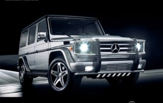 This super SUV packs a hand-built AMG V8 engine with supercharger