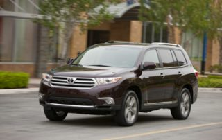 The look is new from the outside and seven passengers get a new view from a standard third row of seating in the revised popular Toyota crossover call