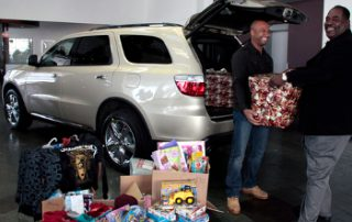 Your new Durango can even be used for charity