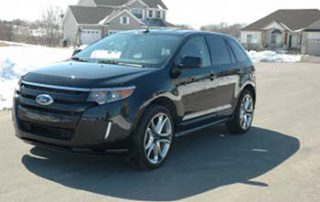 2011 Ford Edge Sport all-wheel drive