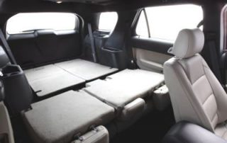 second- and third-row seats gives 80.7 cubic feet of cargo space.