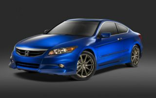 2011 Honda Accord coupe HFP