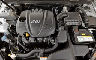 gas direct injection