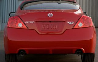 2011 Nissan Altima Coupe