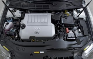 3.5 liter V6 that produces 268 horsepower and 248 lb. ft. of torque