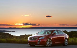 2012 Buick Regal GS in Traverse City, MI