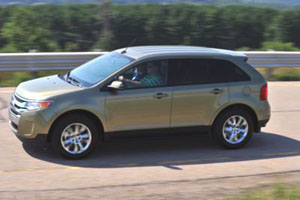 2012 Ford Edge Ecoboost On the Move