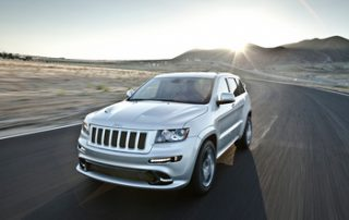2012 Jeep Cherokee SRT8