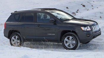 2012 Jeep Compass Latitude Right View