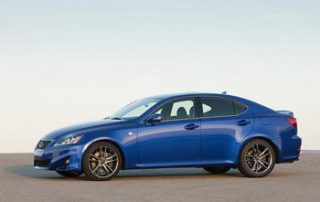 2012 Lexus IS 350 F sport