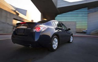 2012 Nissan Altima Rear