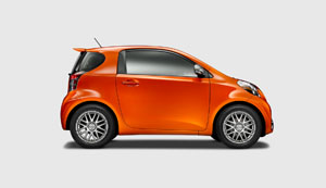 2012 Scion iQ Right View