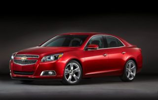 2013 Chevy Malibu turbo