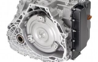 2013 Hydra-Matic 6T75 (M7V) Six Speed FWD-CU Automatic Transaxle