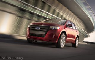 2013 Ford Edge Sport: With expanded availability of AWD