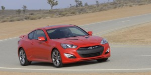 2013 Hyundai Genesis Coupe Right