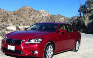 2013 Lexus GS 350 and 450h