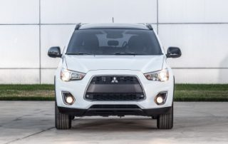 the new face of the Outlander Limited
