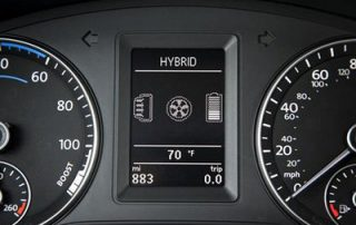 informing you of your mpg