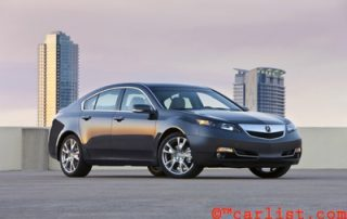 2014 Acura TL Sedan SH-AWD