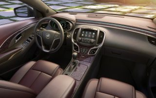 Ultra Luxury Interior Package with semi-aniline leather