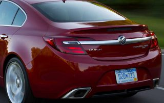 2014 Buick Regal GS