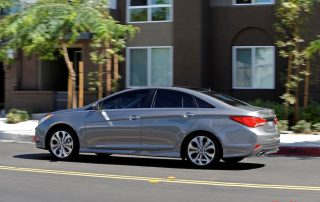 stylish in the 2014 Hyundai Sonata