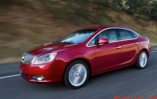 2015 Buick Verano in Crystal Red Tintcoat