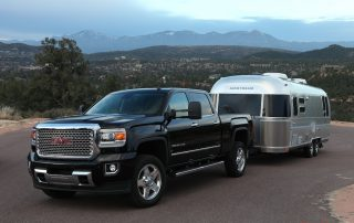 towing with the Denali