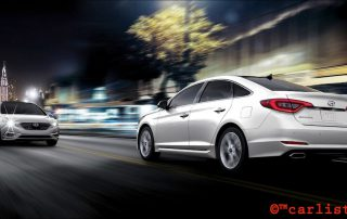 2015 Hyundai Sonata coming and going