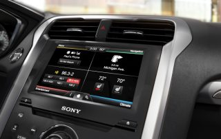 2015 Ford Fusion SYNC