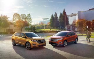 2015 Ford Edge so cool you could buy two