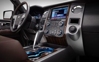 2015 Ford Expedition nice dash
