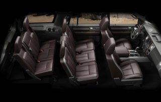 2015 Ford Expedition lots of interior room