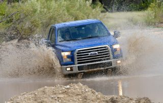 2015 Ford F-150 Ford tough