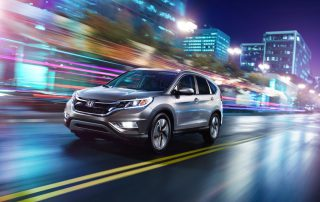 2015 Honda CR-V stunning lights