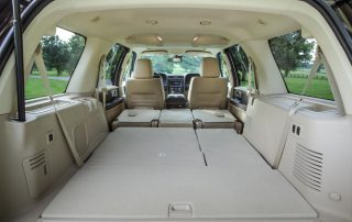 2015 Lincoln Navigator serious room