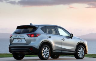 2015 Mazda CX-5 in all-wheel drive too