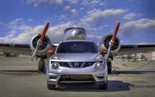 2015 Nissan Juke Nismo RS fast and faster