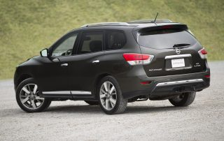 2015 Nissan Pathfinder all-wheel drive