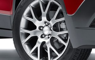 2016 Buick Encore Sport Touring wheels