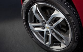 2016 Chevy Equinox LTZ styling wheels