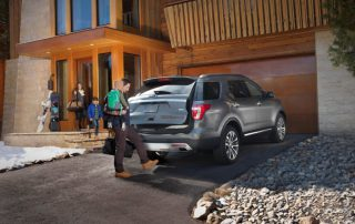 2016 Ford Explorer Hands-Free Liftgate