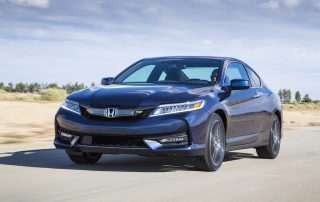 2016 Honda Accord - say it with a smile