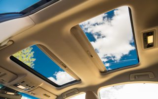 2016 Lexus ES 350 double sunroof