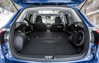 2016 Mitsubisher Outlander Sport CUV 2nd row