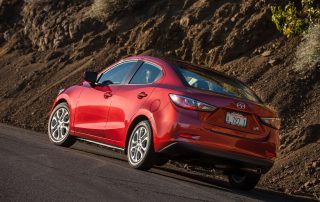2016 Scion iA form and function