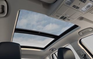 2017 Buick Envision double sunroofs