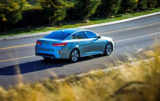 2017 Kia Optima Plug-in hybrid (PHEV)